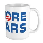 4 More Years Large Mug