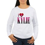 I Heart Kylie Women's Long Sleeve T-Shirt