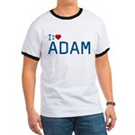 I Heart Adam Ringer T