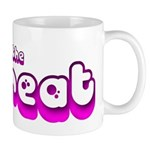 Retro I'm the Treat Mug