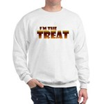 Glowing I'm the Treat Sweatshirt