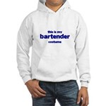 this is my bartender costume Hooded Sweatshirt