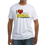 I Heart Peta Murgatroyd Fitted T-Shirt
