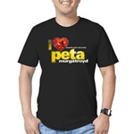 I Heart Peta Murgatroyd Men's Dark Fitted T-Shirt