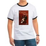 Distressed Retro DWTS Poster Ringer T