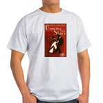 Retro Inspired DWTS Poster Light T-Shirt