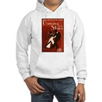 Retro Inspired DWTS Poster Hooded Sweatshirt