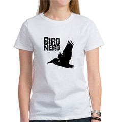 Bird Nerd (Pelican) Women's T-Shirt