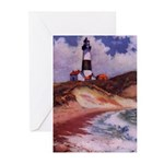 Montauk Lighthouse Greeting Cards (Pk of 10)