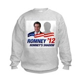 Anti-Romney Shadow Kids Sweatshirt