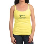 Anti-Romney: Fire People Jr. Spaghetti Tank