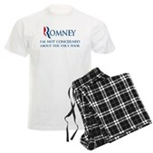 Anti-Romney: Very Poor Men's Light Pajamas