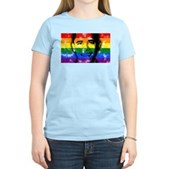 LGBT for Obama Women's Light T-Shirt
