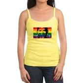 LGBT for Obama Jr. Spaghetti Tank
