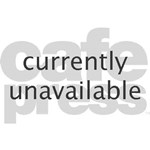 I Love Freddy Rectangle Car Magnet