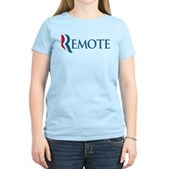 Anti-Romney Remote Women's Light T-Shirt
