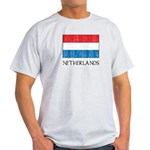Netherlands Flag Light T-Shirt