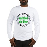 Nitrox Diver 2007 Long Sleeve T-Shirt