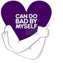 can do bad by myself (heart) T-Shirt