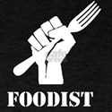 FoodieFist_dark2 T-Shirt