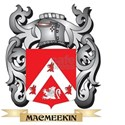 Macmeekin Coat of Arms - Family Crest T-Shirt