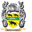 Macswiney Coat of Arms - Family Crest T-Shirt