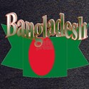 Flag of Bangladesh ribbon