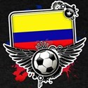 Soccer fans Colombia T-Shirt