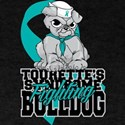 Tourette's Syndrome Bulldog Pup T-Shirt