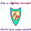 What's your super power (white background) T-Shirt