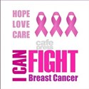 I can fight breast cancer T-Shirt