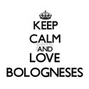 Keep calm and love Bologneses T-Shirt