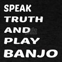 Speak Truth And Play Bell T-Shirt