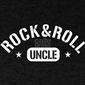 Rock and Roll Uncle T-Shirt