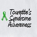 Tourette's Syndrome Bib