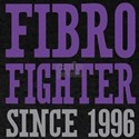 Fibro Fighter Since 1996 T-Shirt
