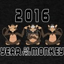 2016 Funny Year of The Monkey T-Shirt