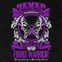 Fibromyalgia Awareness Tee! Being Strong T-Shirt
