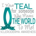 Scleroderma MeansWorldToMe1 T-Shirt
