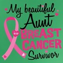 Aunt Breast Cancer T-Shirt