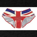 Union Jack Knickers T-Shirt