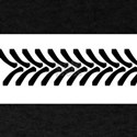 Tractor Tyre Tread Marks T-Shirt
