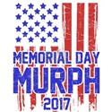 MEMORIAL DAY MURPH 2017 T-Shirt