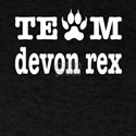 Cat Owner Team Devon Rex Cat Shirt Cat Gif T-Shirt