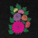 Mums Flowers T-Shirt