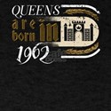 Gothic Birthday Queens Castle Born 1962 T-Shirt