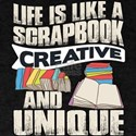 A Scrapbook Creative And Unique T Shirt T-Shirt