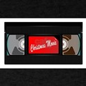 Christmas Movie Video Cassette T-Shirt
