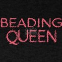 Beading Queen Womans Mothers Mom Day T-Shirt