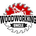 woodworking uncle T-Shirt